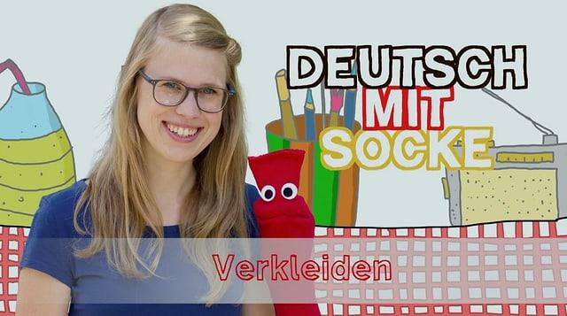 Video «Deutsch mit Socke: Verkleiden (22/35)» abspielen