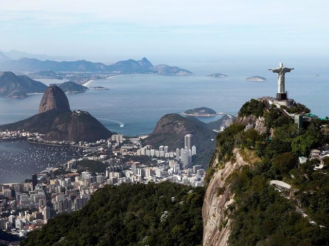 Die schönen Seiten von Rio.