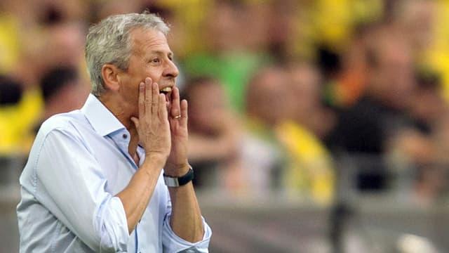 Lucien Favre, il nov trenader da Borussia Dortmund.