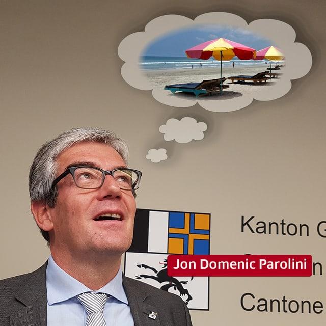 Jon Domenic Parolini.