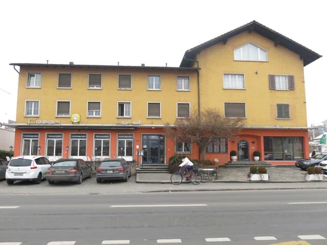Das Hotel Restaurant Fasan in Emmen
