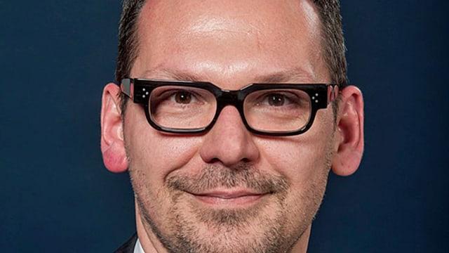 Porträt Markus Hilgert.