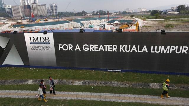 1MDB Banner