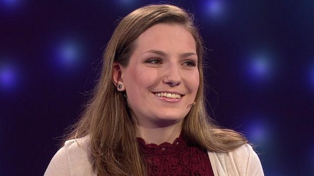 Video «Süsses oder Saures für Laura Beck?» abspielen