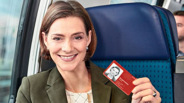 Audio «Swiss Pass: Kontrolle noch nicht überall möglich» abspielen