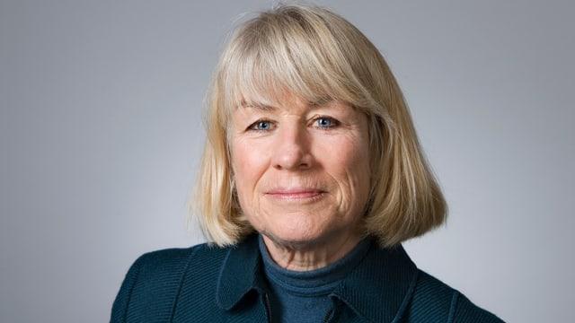 Porträt von Nationalrätin Kleiner (2009)