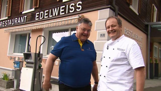 Video «Fürstentum Liechtenstein – Tag 4 – Edelweiss, Triesenberg» abspielen