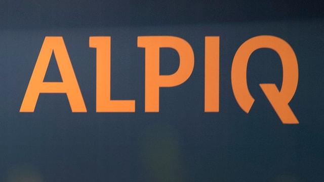Il logo mellen da Alpiq sin fund blau stgir.
