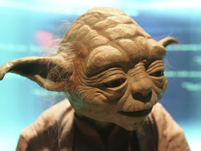 Star-Wars-Figur Yoda