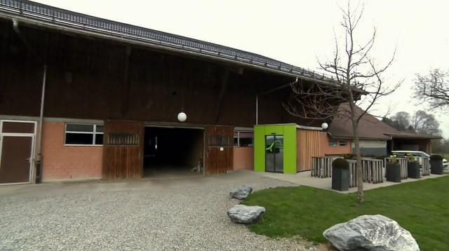 Video «Kanton Luzern – Tag 2 – Restaurant Liebhaberei, Rain» abspielen