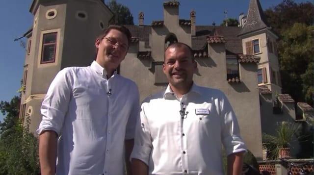 Video «Ostschweiz – Tag 3 – Schloss Seeburg, Kreuzlingen» abspielen