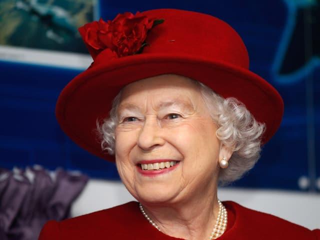 Queen Elisabeth II.