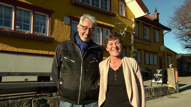 Video «Appenzellerland – Tag 4 – Restaurant Sonne, Rehetobel» abspielen