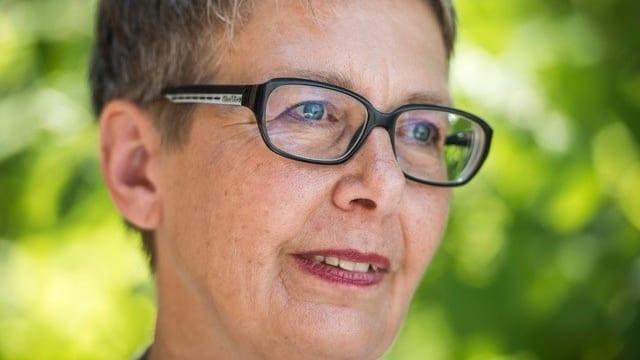 Porträt Christine Luchsinger
