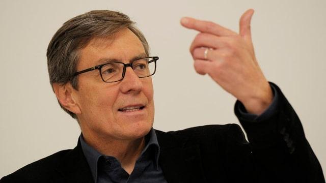 Martin Waser, Spitalratspräsident des Universitätsspitals Zürich