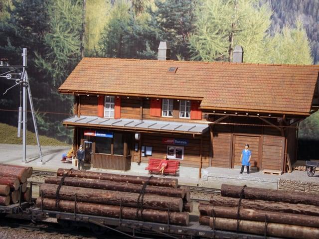 Bahnhof Surava