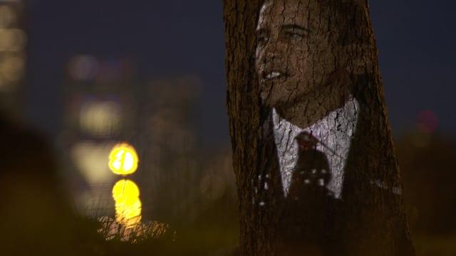 Video «Die Rede – Als Barack Obama Präsident der USA wurde» abspielen