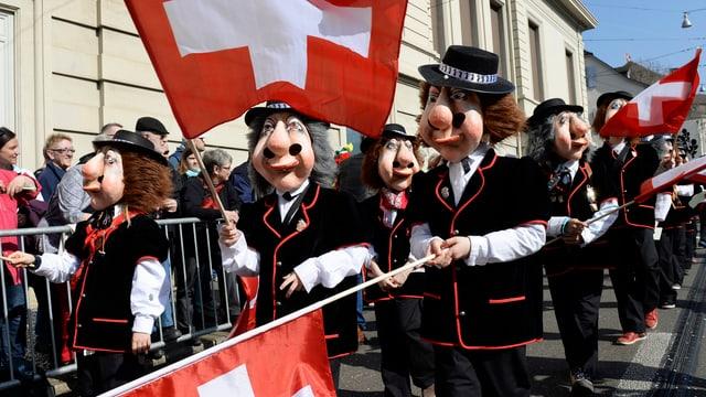Fasnacht in Basel
