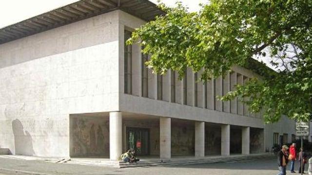 Kollegiengebäude der Universität Basel