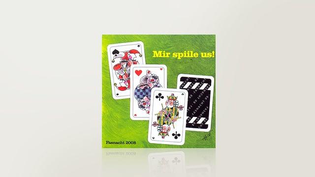 Basler Fasnacht 2008 – Mir spiile us!