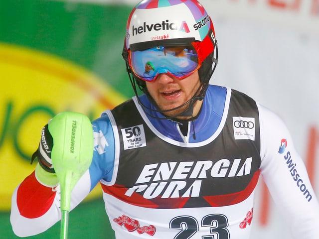 Luca Aerni, 23