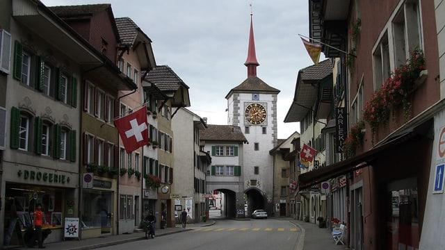 Altstadt von Mellingen