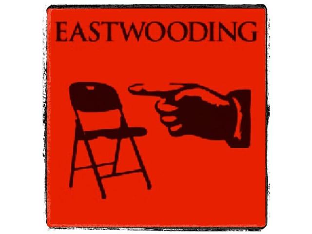 Das inoffizielle Icon des «Eastwooding»-Mems.