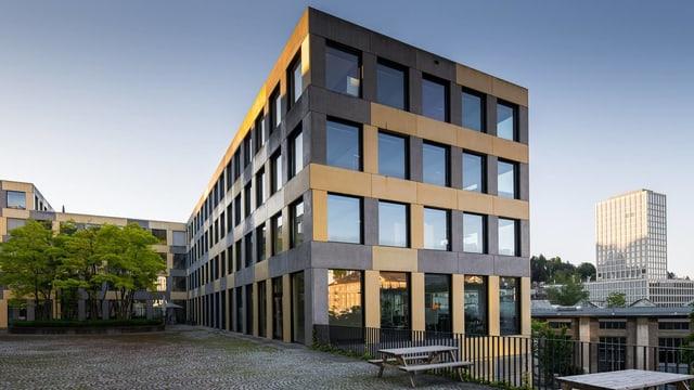 Gebäude VRSG von aussen