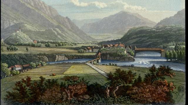 Buchausschnitt Bild von Reichenau