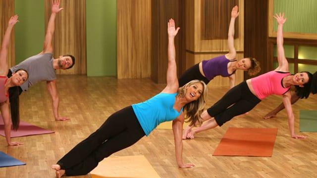 Denise Austin hat ein ganzes Fitness-Universum geschaffen.