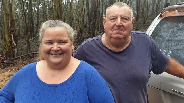 Tracey und Gerry