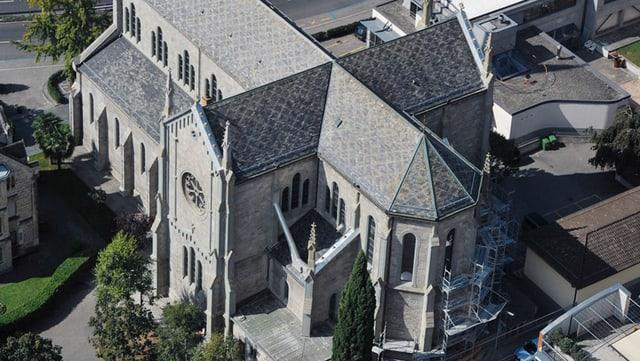 Römisch-katholischer Dreikönigs-Gottesdienst aus Vevey (VD)