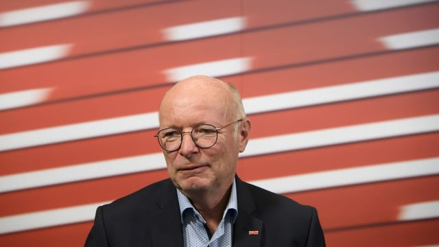 Vincent Cucrot, SBB-Chef, zu den fehlenden Lokführern.