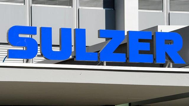 Il logo da Sulzer.