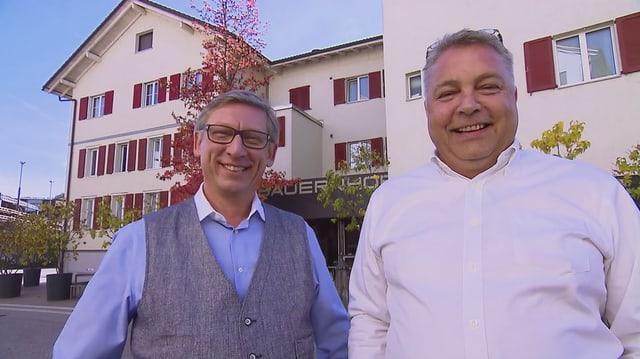 Video «Zentralschweiz – Tag 2 – Bistro Bauernhof, Rotkreuz» abspielen