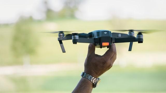 Ina drona