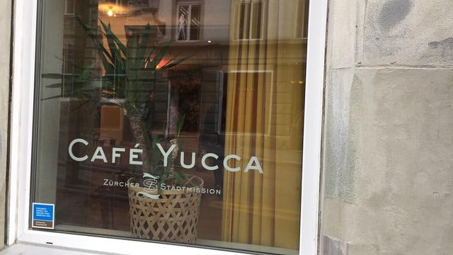 Café Yucca in der Zürcher Altstadt
