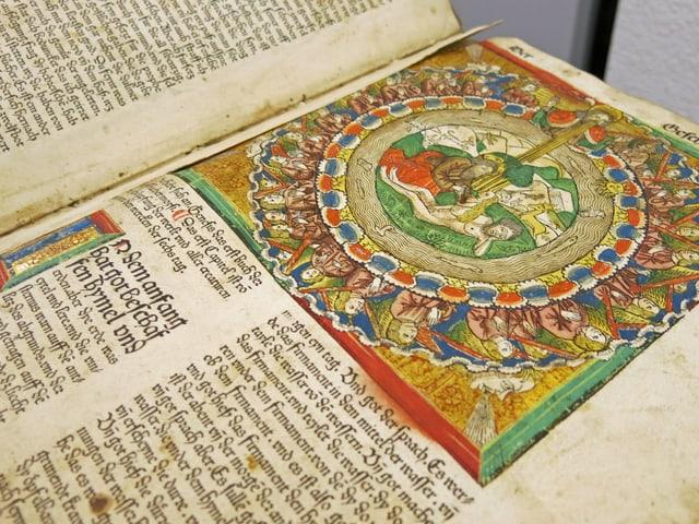 Illustration aus dem 15. Jahrhundert