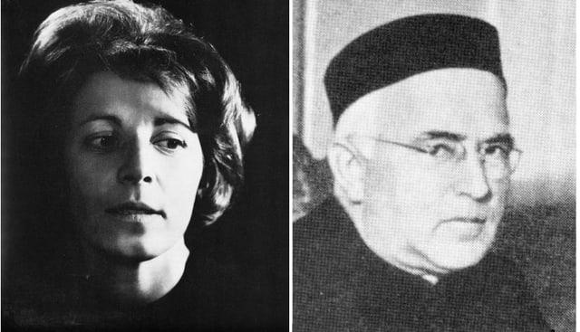 Luisa Pünter-Famos (1930-1974) - Gion Battesta Sialm (1897-1977)