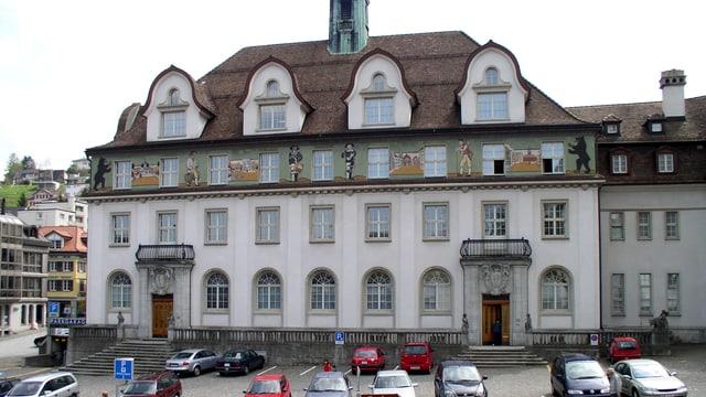 Regierungsgebäude Herisau