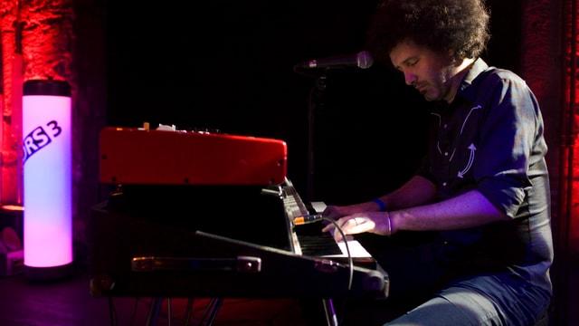 Gefühlvoll und verloren in der Musik: Morcheeba-Keyboarder Ross Godfrey