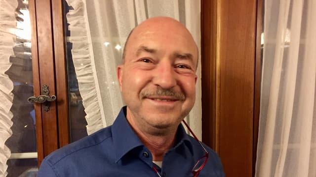 Jürg Sarbach, Stammgast des Centro Italiano in Appenzell.