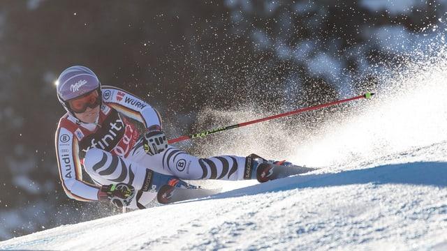 La skiunza Viktoria Rebensburg