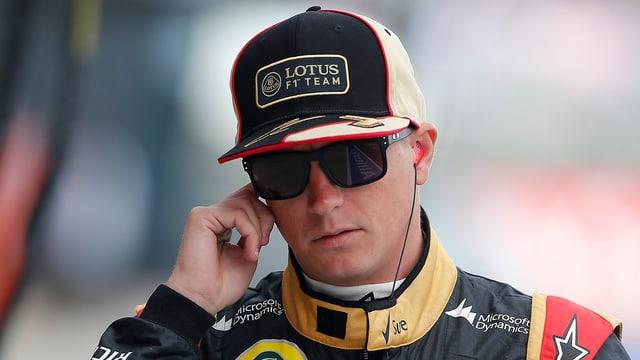 Rekord für Räikkönen