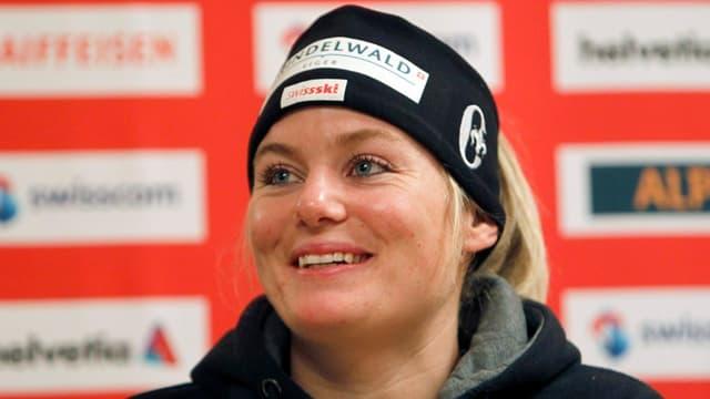 Die Grindelwaldnerin Martina Schild.