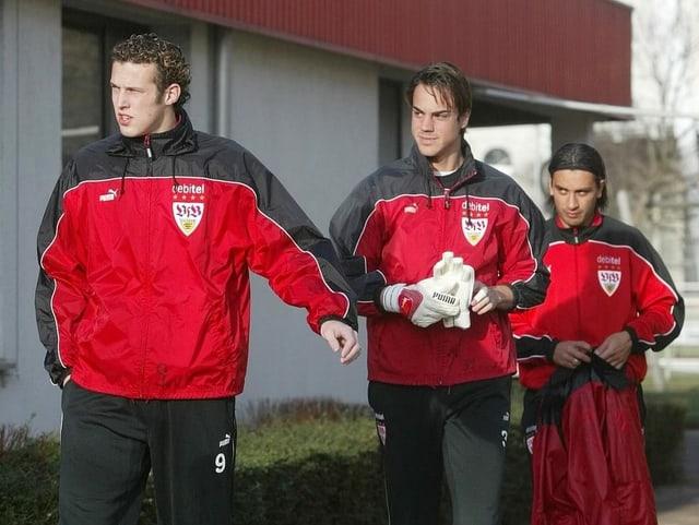 VfB Stuttgart (2002-2005):