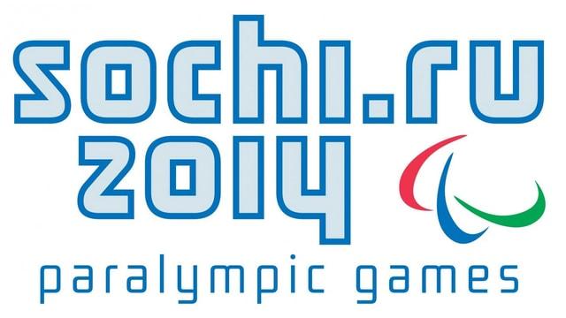 Logo Sotschi Paralympics 2014