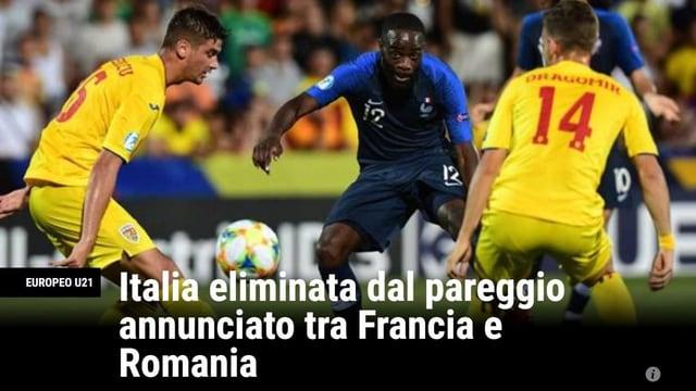 Front der italienischen Zeitung «Gazzetta dello Sport».