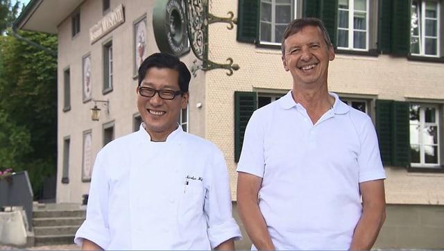 Video «Berner Mittelland – Tag 4 – Restaurant Moospinte, Münchenbuchsee» abspielen