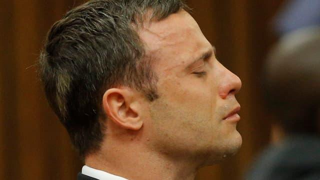 Pistorius mit Tränen in den Augen vor Gericht